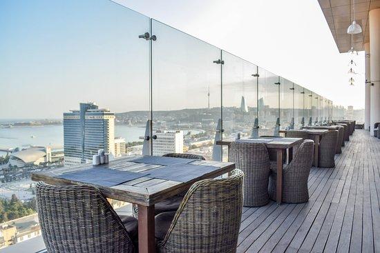 Caspian Grill Terrace Baku Restaurant Reviews Photos Phone Number Tripadvisor
