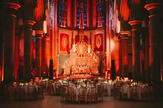 The Monastery Manchester : The Wedding Breakfast