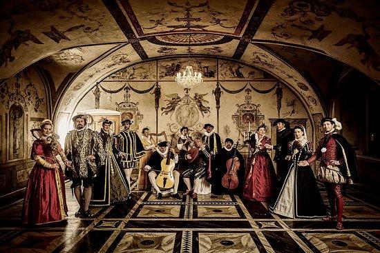 King Rudolf II Renaissance Dinner Show