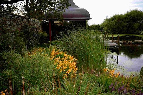 Dunbeath, UK: The Grass Garden.