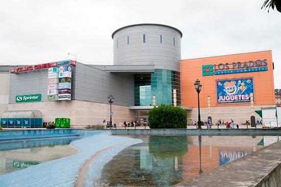 Oviedo, España: Centro Comercial Los Prados | Fachada