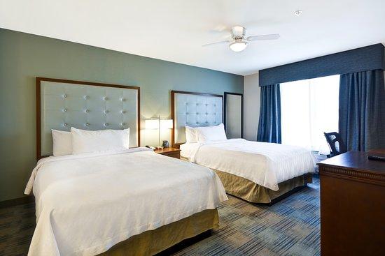 Homewood Suites by Hilton Wilmington/Mayfaire: Queen/Queen One Bedroom