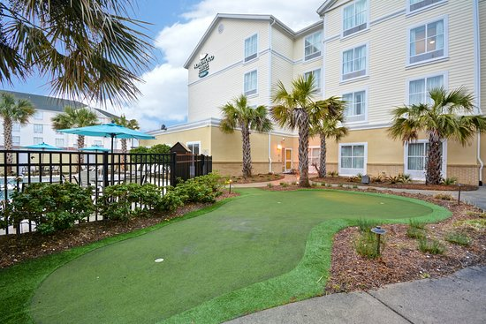Homewood Suites by Hilton Wilmington/Mayfaire: Putting Green
