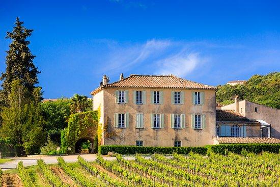 Gassin, Francia: Château Barbeyrolles