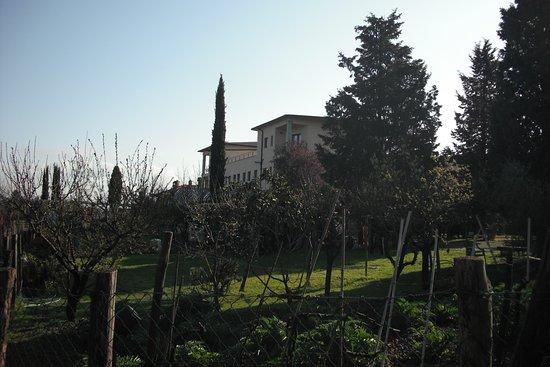 Casanova Pansarine, Italy: Montaperti Hotel - Panorana e dintorni