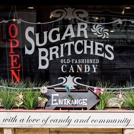 Rockton, IL: Sugar Britches Old Fashioned Candy