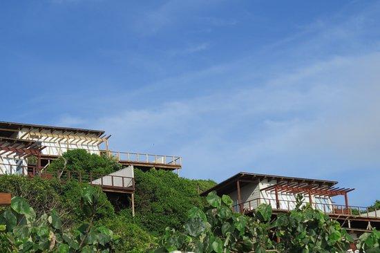 Zitundo, موزمبيق: Villas am Hang