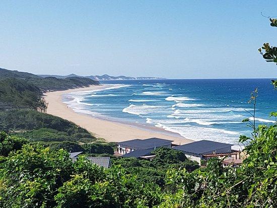 Zitundo, موزمبيق: Blick auf den herrlichen Strand