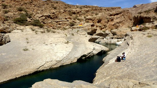 Ash-Sharqiyah Governorate, Oman: Le canyon
