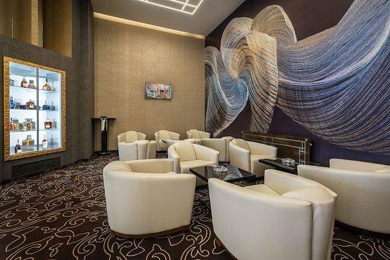 Turcianske Teplice, Eslovaquia: Tabacco Lounge