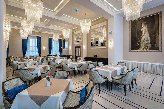 Turcianske Teplice, Eslovaquia: Restaurant Sissi