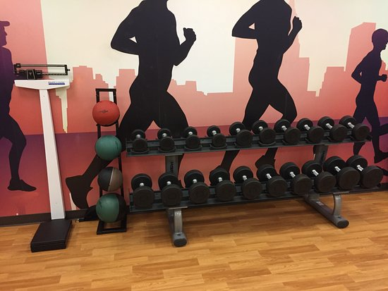 Hyatt Place Boise/Towne Square: Fitness center