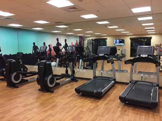 Hyatt Place Boise/Towne Square: Fitness center