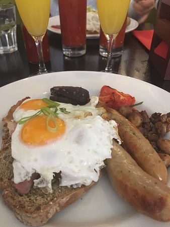 The Exchequer: Irish Breakfast