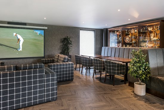Kendal, UK: Sports Lounge