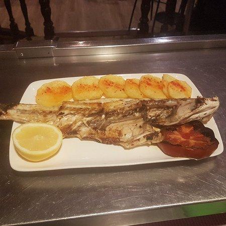 Grado, Spain: Cafeteria Restaurante La Parra