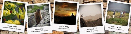 Bagneres-de-Luchon, Франция: 99 Raisons pour se laisser guider par un Accompagnateur en montagne du Bureau des Guides de Luch