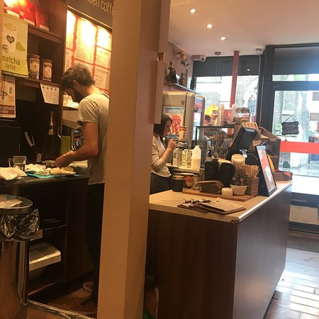 Marvellous Cafe With Fantastic Staff Camden Coffee House