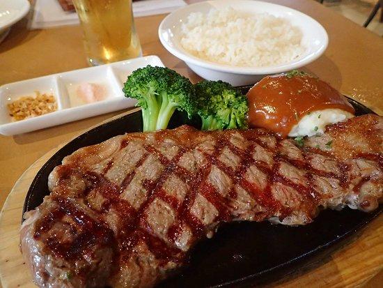 Core BBQ Garden & Bar: この日はプレミアムNY