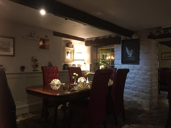 Carlton, UK: Beautiful Dining Room