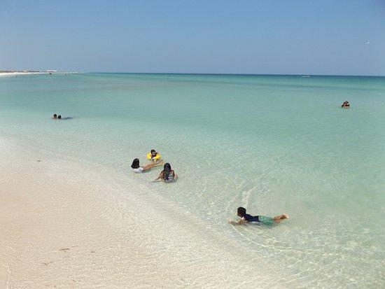 Sisal, Mexico: OCEANO