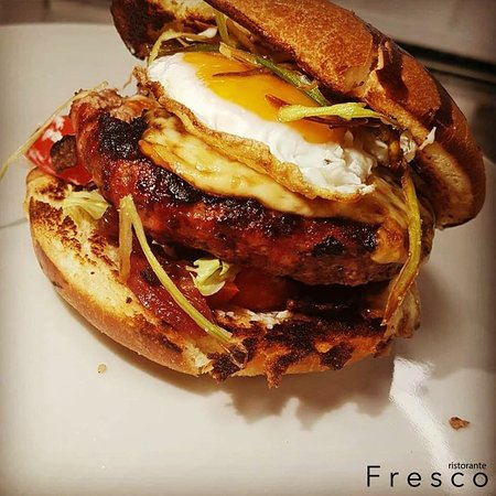 Ristorante Fresco: Hamburger by Fresco