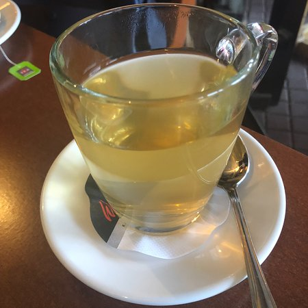Wiesloch, Tyskland: lemon tea