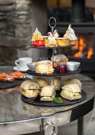 Afternoon tea at Hillthwaite
