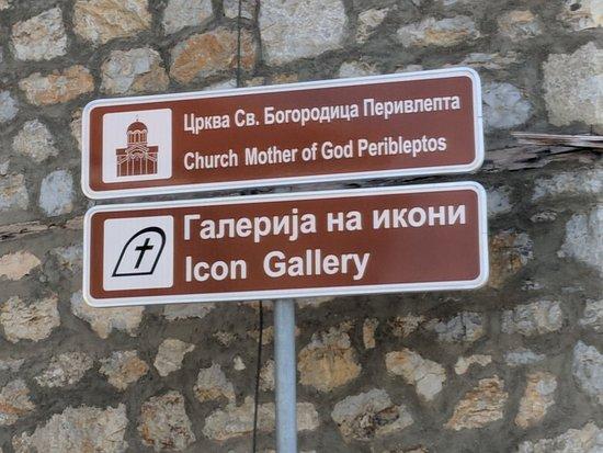 Icon Gallery - Ohrid