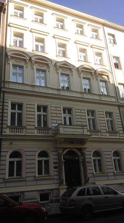 Hotel Trevi Bild