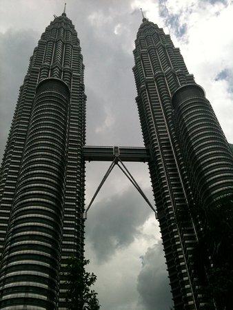 Maleisië: Petronas Twin Towers, Kuala Lumpur, Malaysia