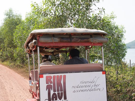 Rikitikitavi: Their recommended Tuktuk driver was great.