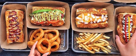 Dog Haus Thousand Oaks