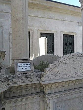 Ahmet Tevfik Pasa MezarI