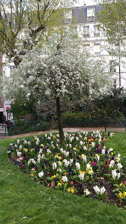 Jardin villemin paris aktuelle 2018 lohnt es sich for Jardin villemin