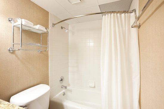 Radisson Hotel La Crosse: Guestroom Bath