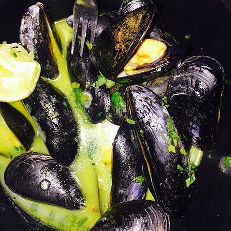 Farmer & The Fish: Mussels