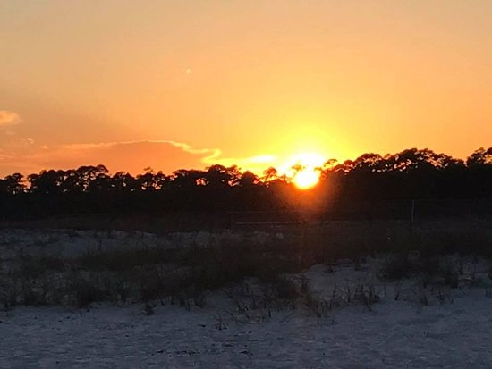 Pensacola Naval Air Station: Sunset on the NAS Boardwalk