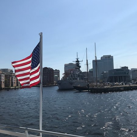 2-Hour Victory Rover Naval Cruise Photo