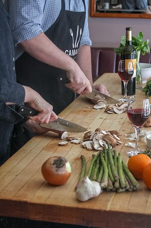 Camaje Bistro Cooking Classes