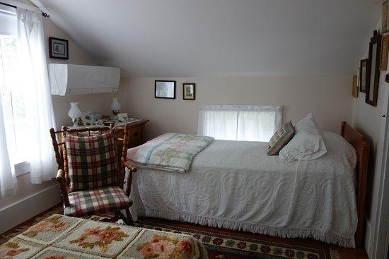 Slaterville Springs, NY: Ellen's Room