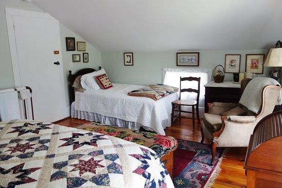 Slaterville Springs, NY: Rachael's Room