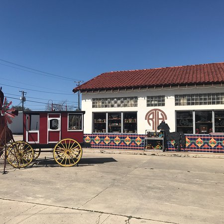 Sabinal, TX: The Texas Ranch House