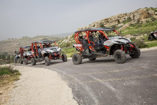 Re-Gush ATV & Jeep tours in Gush Etzion