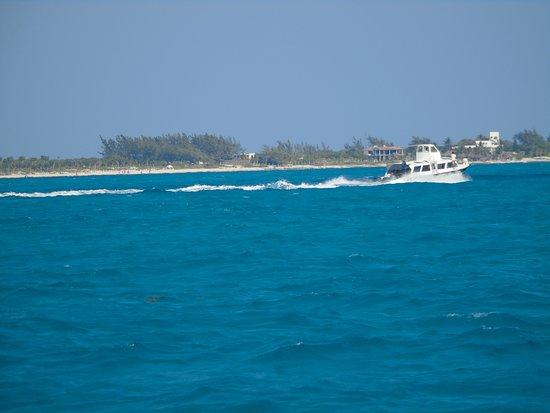 Caribbean Conections: LLegando A La Isla Contoy.