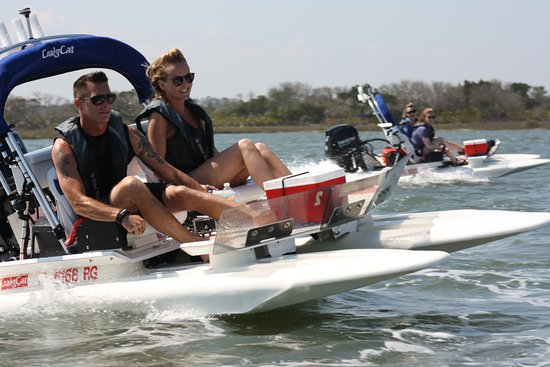 THE 10 BEST St. Augustine Boat Rides, Tours & Water Sports ...