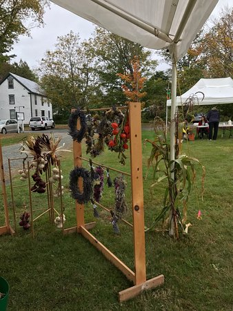 Enfield, NH: Village Gardeners sell their wares in our GIft Shop and at the Harvest Festival