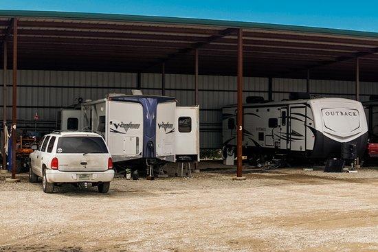 Princeton, TX: Old Rooster Creek Flea Markets & RV Parks.