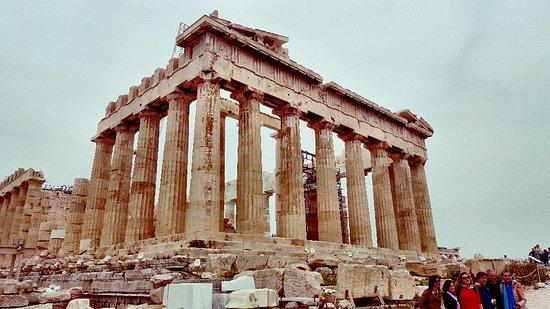 Acropolis – fénykép