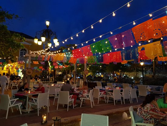Noche Mexicana - Picture of Plaza Santa Teresa 785239af440
